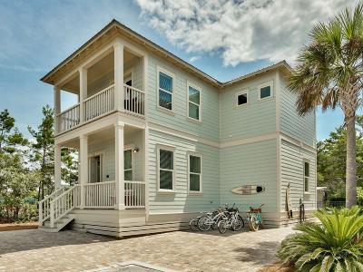 Santa Rosa Beach Single Family Home For Sale: 56 Abbey Road