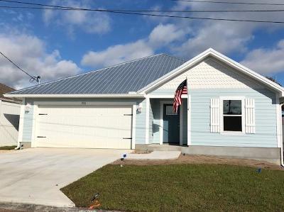 Panama City Beach Single Family Home For Sale: 306 Chelsea Drive