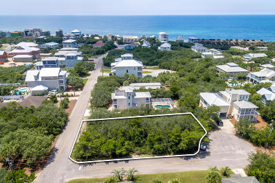 Inlet Beach Residential Lots & Land For Sale: Lot 24 C Street
