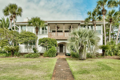 Gulf Place At Santa Rosa Beach Single Family Home For Sale: 19 Sea Winds Drive