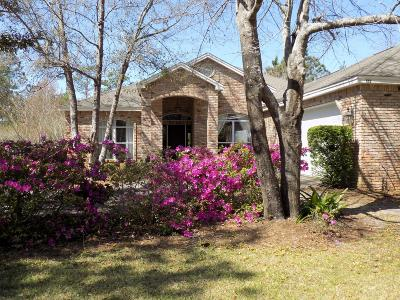 Freeport Single Family Home For Sale: 122 S Magnolia Court