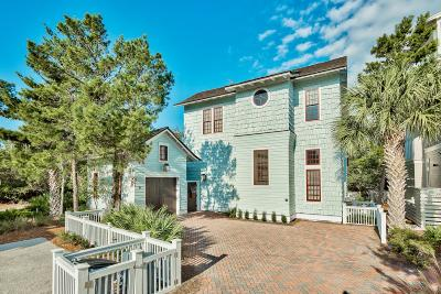 WaterSound, watersound, Watersound Beach Single Family Home For Sale: 9 Founders Court