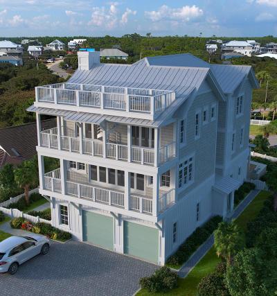 Destin, Fort Walton Beach, Niceville, Miramar Beach, Sandestin, Santa Rosa Beach, Seacrest Single Family Home For Sale: Green Street
