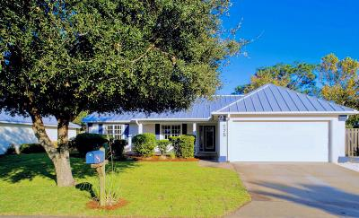 Santa Rosa Beach Single Family Home For Sale: 275 White Heron Drive