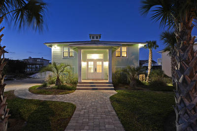 Holiday Isle Single Family Home For Sale: 521 Vera Cruz Drive