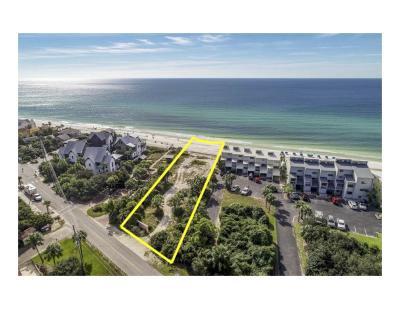 Santa Rosa Beach FL Residential Lots & Land For Sale: $5,899,900