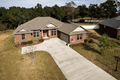 Crestview Single Family Home For Sale: 6149 Brickhill Court