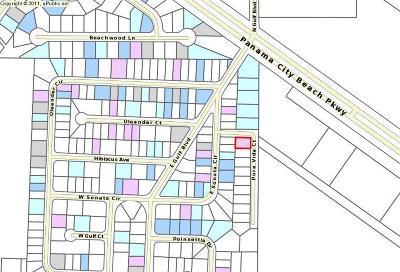 Panama City Beach Residential Lots & Land For Sale: 100 Pura Vida Court