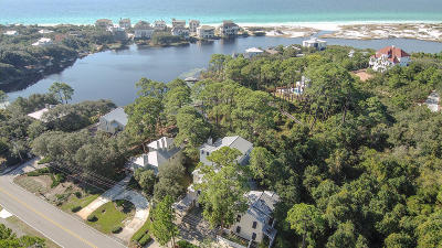 Santa Rosa Beach Single Family Home For Sale: 6511 W Co Highway 30-A