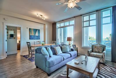Miramar Beach Condo/Townhouse For Sale: 9300 Baytowne Wharf Boulevard #507/509