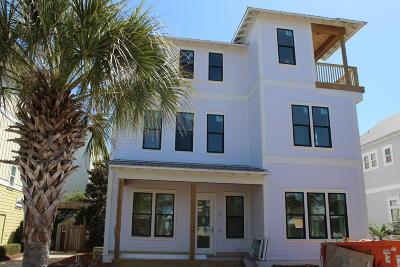 Santa Rosa Beach Single Family Home For Sale: lot 5 Sandalwood