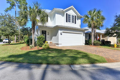 Santa Rosa Beach Single Family Home For Sale: 357 Carson Oaks Lane