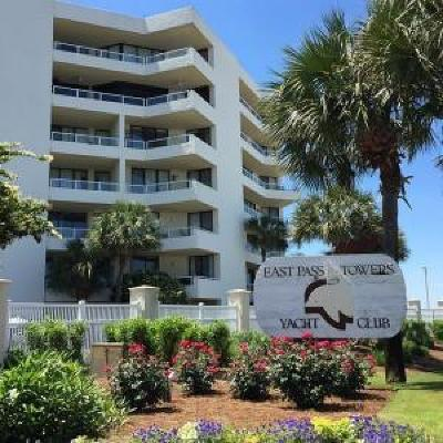 Destin Condo/Townhouse For Sale: 100 Gulf Shore Drive #UNIT 103
