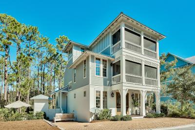 Inlet Beach Single Family Home For Sale: 402 Redbud Lane