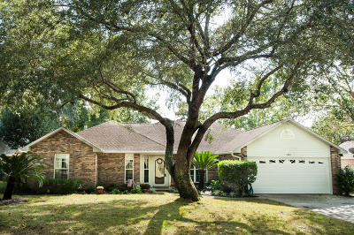 Niceville Single Family Home For Sale: 4328 E Hidden Lakes Dr Drive
