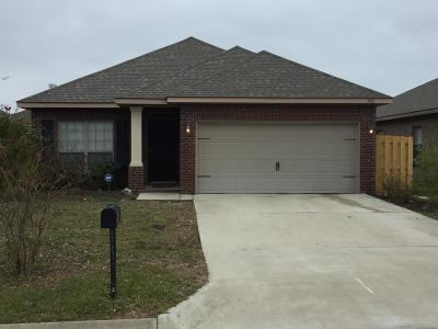 Gulf Breeze Single Family Home For Sale: 1816 Waterford Sound Boulevard