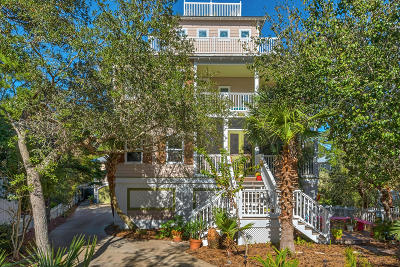 Santa Rosa Beach Single Family Home For Sale: 350 Forest Street