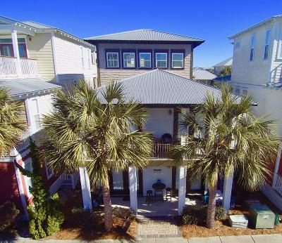 Seacrest Single Family Home For Sale: 73 W Seacrest Beach Boulevard