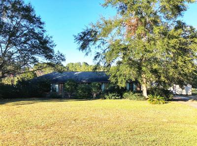 Defuniak Springs Single Family Home For Sale: 791 Pinewood Drive