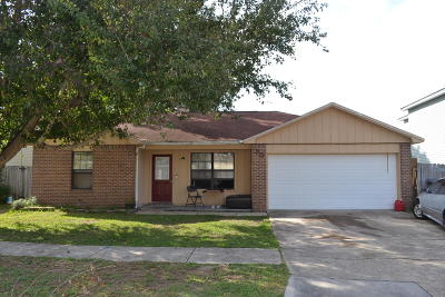 Fort Walton Beach Single Family Home For Sale: 30 NW Olde Cypress Circle