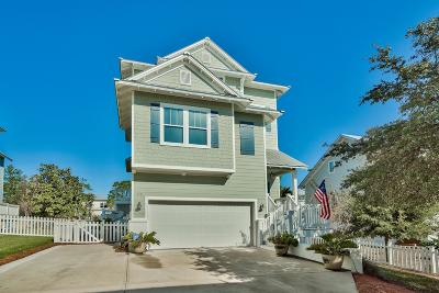 Inlet Beach Single Family Home For Sale: 23 Inlet Cove