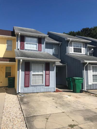 Fort Walton Beach Condo/Townhouse For Sale: 613 Virginia Oak Court