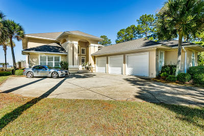 Gulf Breeze Single Family Home For Sale: 2968 Coral Strip Parkway