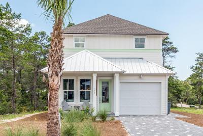 Santa Rosa Beach Single Family Home For Sale: 62 Dolphin Drive