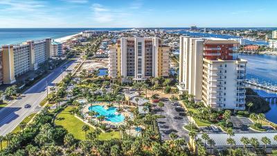 Destin Condo/Townhouse For Sale: 725 Gulf Shore Drive #UNIT 404