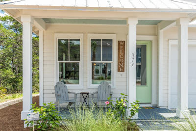 Santa Rosa Beach Single Family Home For Sale: 84 Serene Way