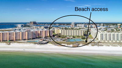 Destin Condo/Townhouse For Sale: 502 Gulf Shore Drive #UNIT 111