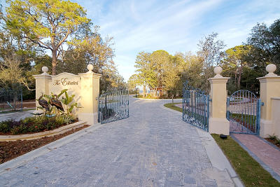 Destin Residential Lots & Land For Sale: 4140 Belcourt Drive