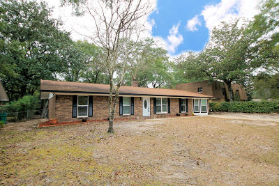 Niceville Single Family Home For Sale: 2442 Duncan Drive
