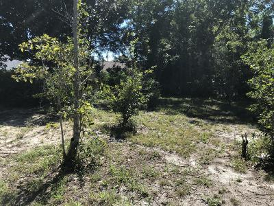 Destin Residential Lots & Land For Sale: 000010 Evergreen Drive