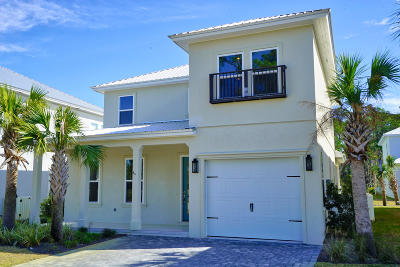Miramar Beach Single Family Home For Sale: 34 Lakeland Drive