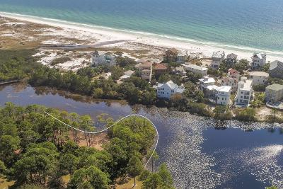 Santa Rosa Beach FL Residential Lots & Land For Sale: $750,000