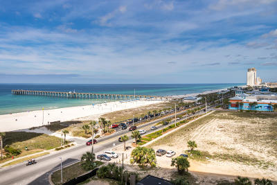 Panama City Beach Condo/Townhouse For Sale: 15928 Front Beach Road #806