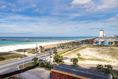 Panama City Beach Condo/Townhouse For Sale: 15928 Front Beach Road #605
