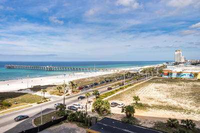 Panama City Beach Condo/Townhouse For Sale: 15928 Front Beach Road #705