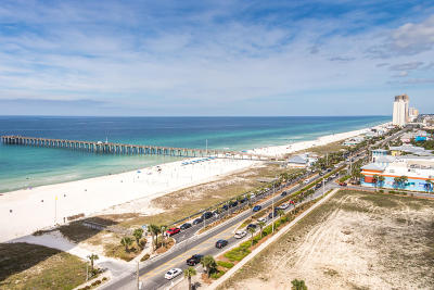 Panama City Beach Condo/Townhouse For Sale: 15928 Front Beach Road #1405