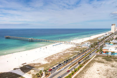 Panama City Beach Condo/Townhouse For Sale: 15928 Front Beach Road #1805