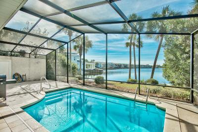 Destin Single Family Home For Sale: 72 Tranquility Lane