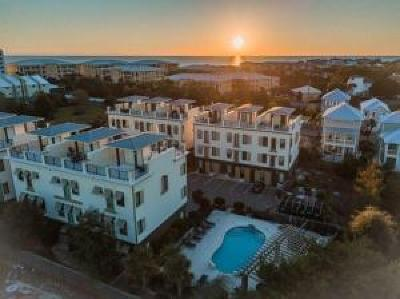 Santa Rosa Beach Condo/Townhouse For Sale: 2350 W County Hwy 30a #3