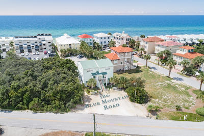 Santa Rosa Beach Condo/Townhouse For Sale: 180 Blue Mountain Road #UNIT A