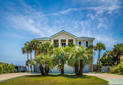 Miramar Beach Single Family Home For Sale: 184 W Beach Drive
