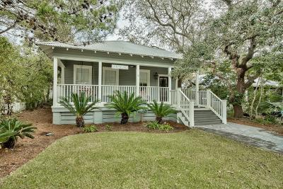 Grayton Beach Single Family Home For Sale: 149 Garfield Street