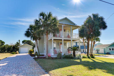 Panama City Beach Single Family Home For Sale: 126 3rd Street