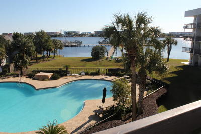 Fort Walton Beach Condo/Townhouse For Sale: 214 Miracle Strip Pkwy S.w. #B313