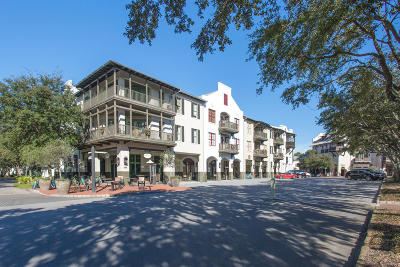 Inlet Beach Condo/Townhouse For Sale: 104 N Barrett Square #3G