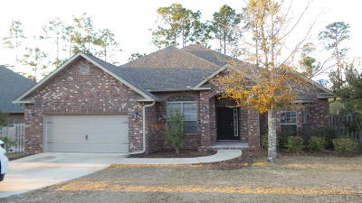 Crestview Single Family Home For Sale: 814 Wild Egret Lane